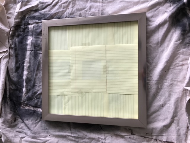Upscale Project Painted Frame