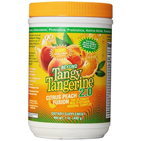 Youngevity Beyond Tangy Tangerine BTT