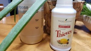 Thieves Oil Household Cleaner