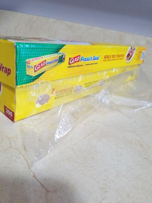 Plastic Cling Wrap Saran