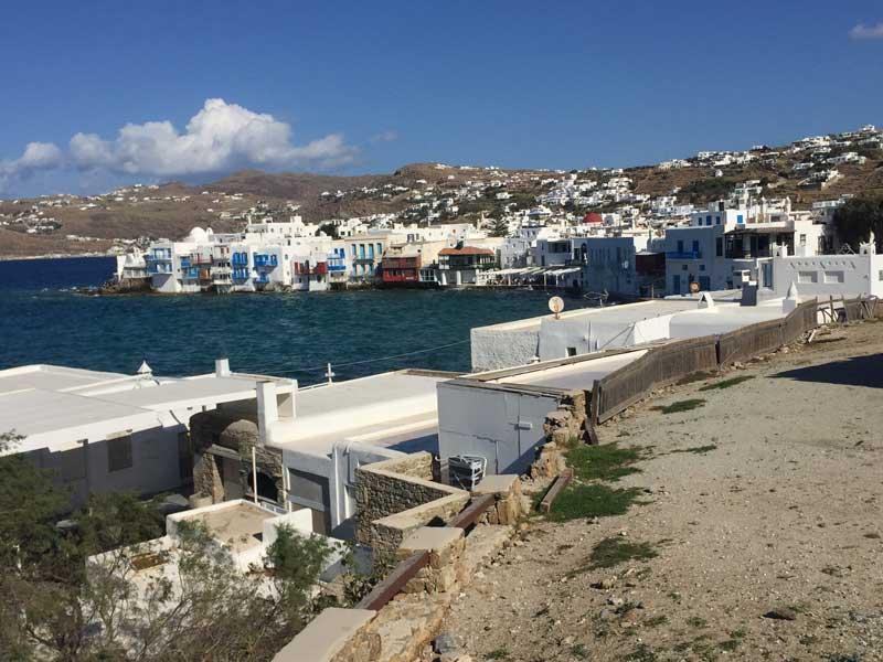 Grand Mediterranean Cruise Norwegian Spirit Greece