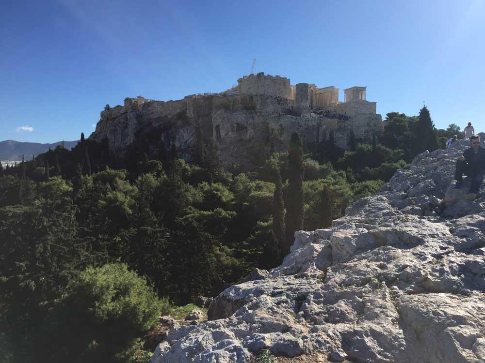 Grand Mediterranean Cruise Norwegian Spirit Athens Greece