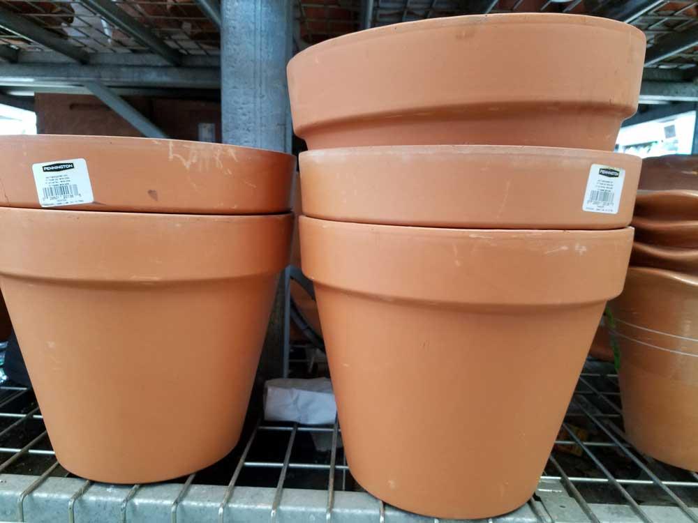 Small Garden Pots
