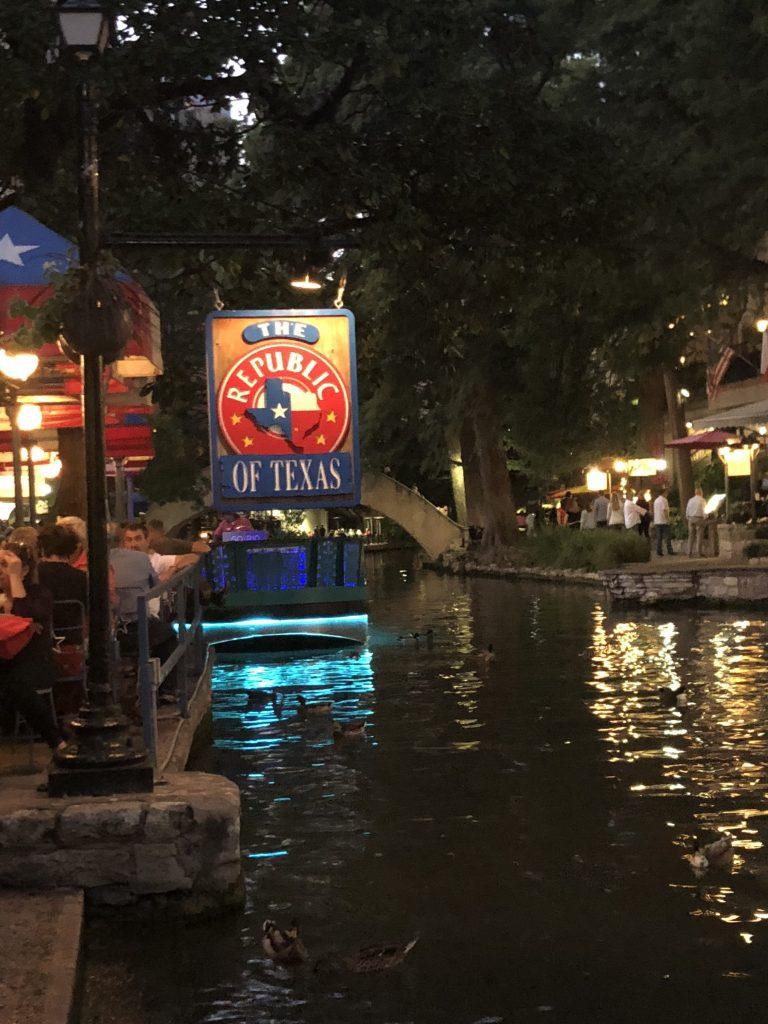 San Antonio Republic of Texas