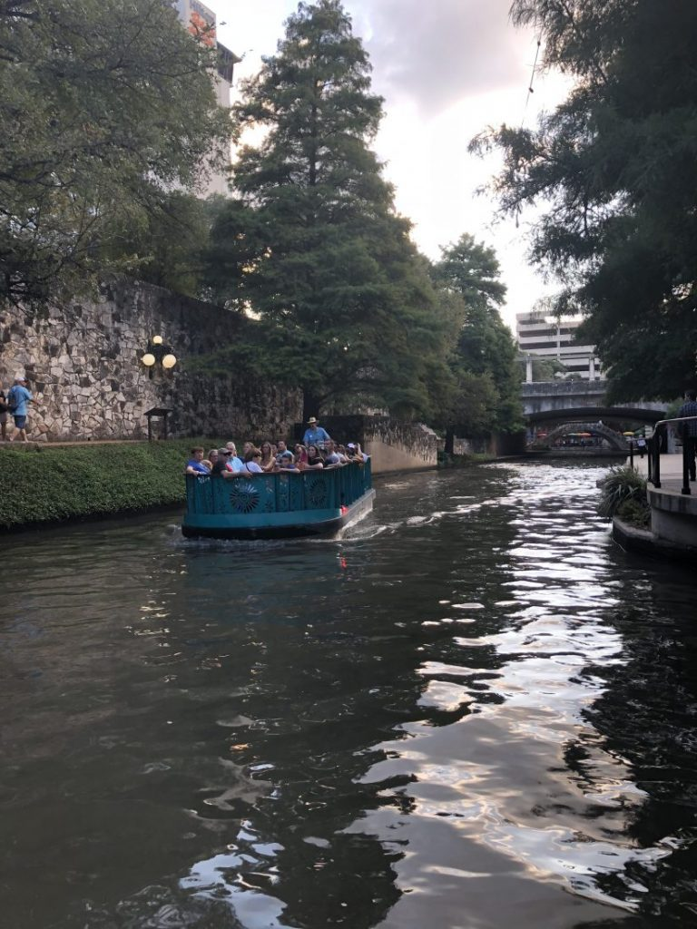 San Antonio Texas River Tour