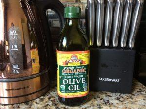 Braggs olive oil