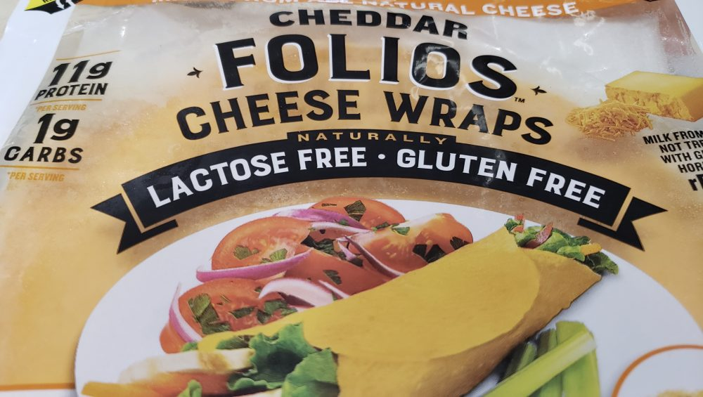 Cheese Folio Wraps