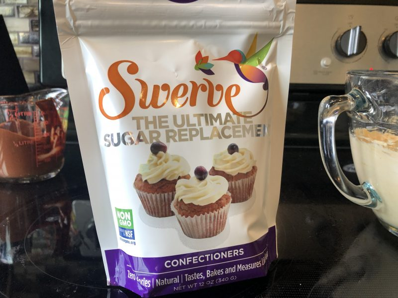 Keto Peanut Butter Cheesecake Sugar Substitute Swerve