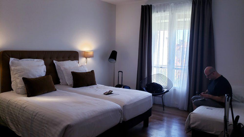 La Malmaison Hotel Room Nice France