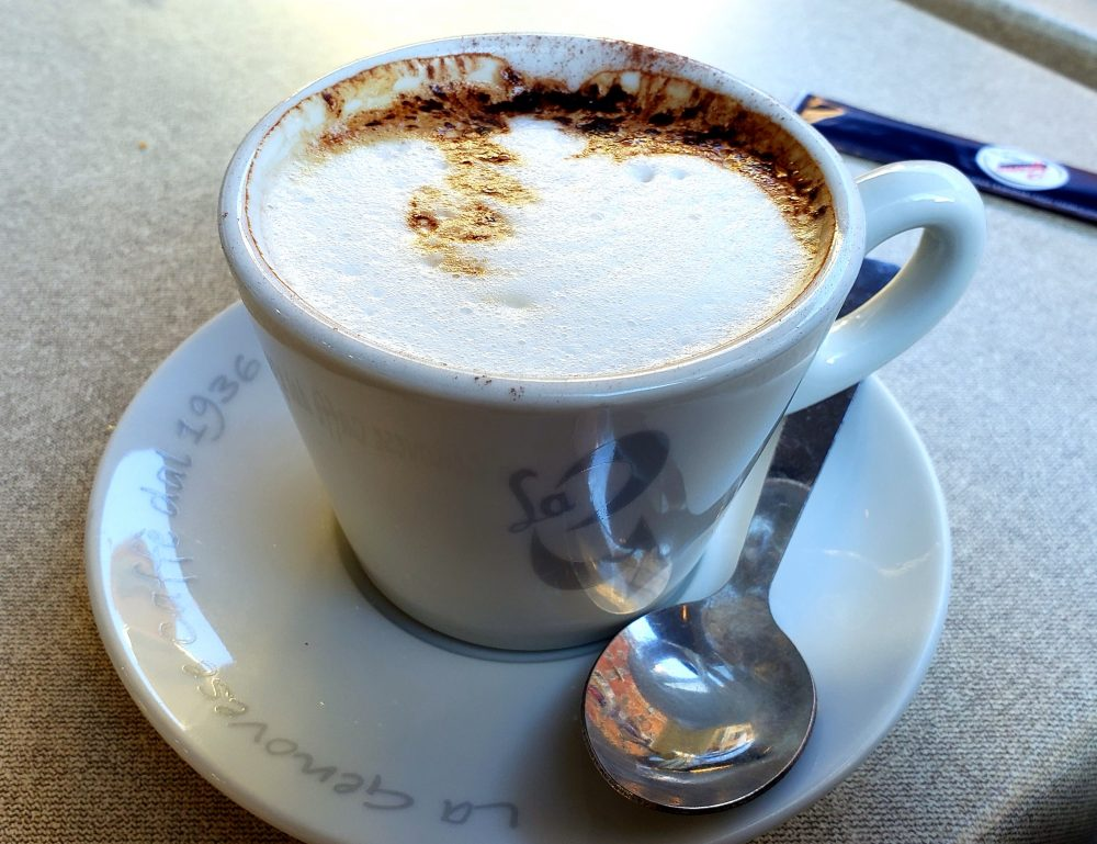 LE Kalice Cappuccino Nice France