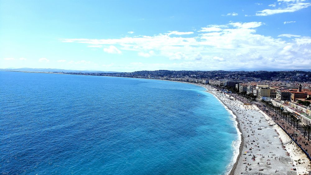 The Promenade Nice France
