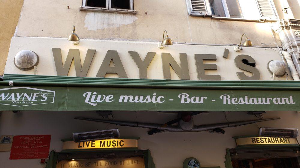 Wayne's Old Towne Nice France