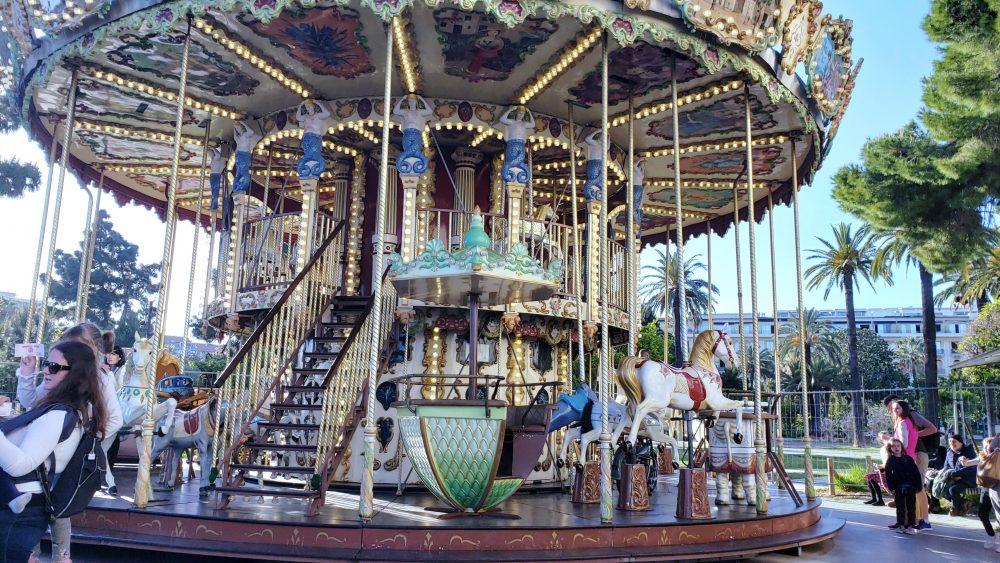 Carousel Nice France