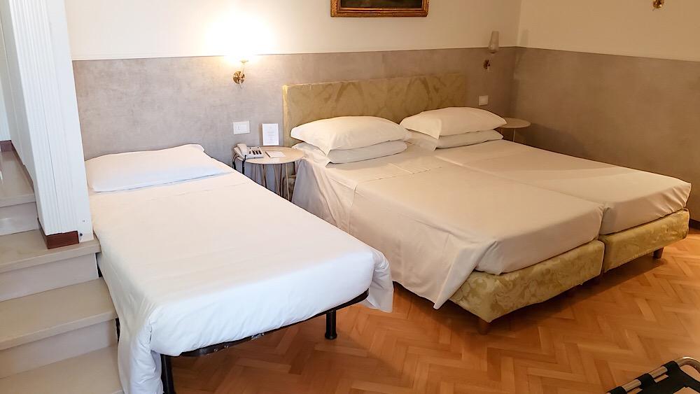 Hotel Gabrielli Inside Room Venice Italy