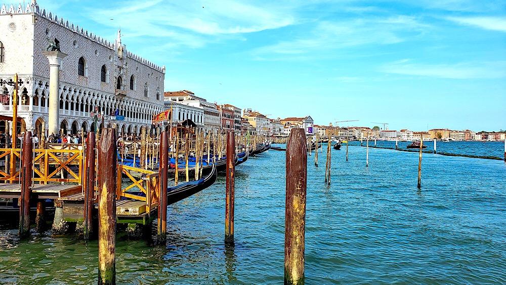 Grande Canal Venice Italy