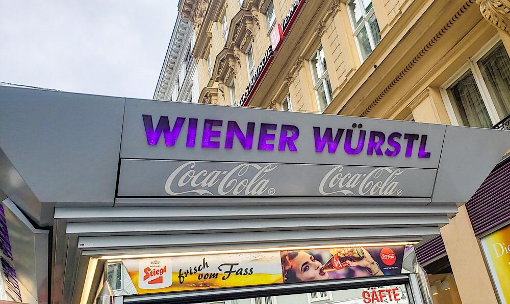 Wiener Wurstl Vienna Austria