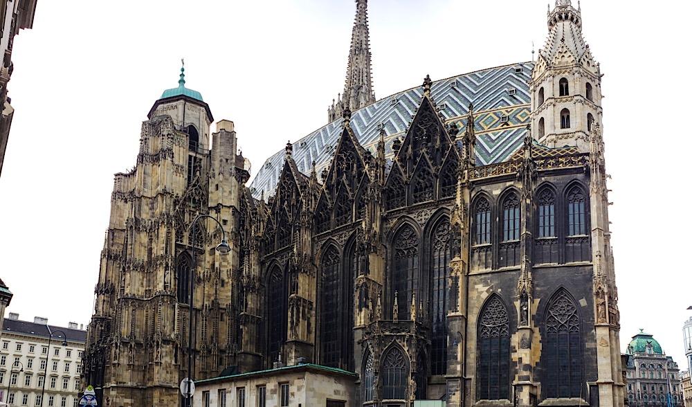 St.Stephen's Cathedral Vienna Austria