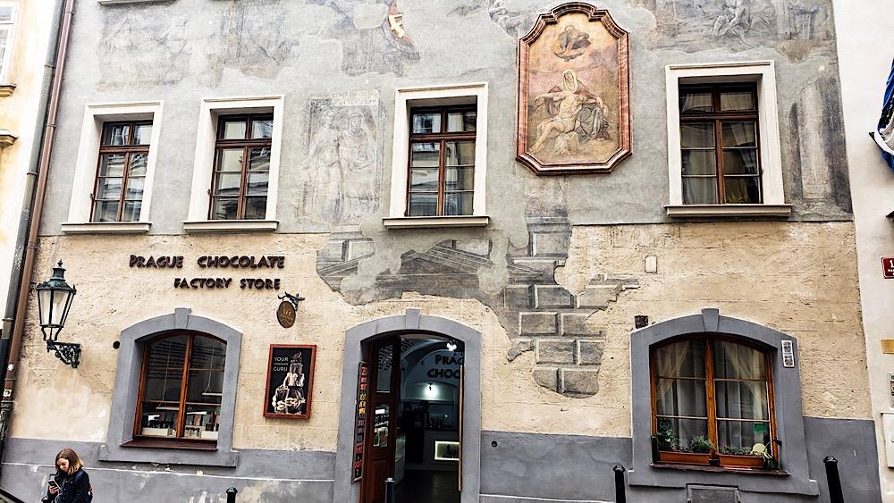 Prague Chcolate Prague Czech Republic