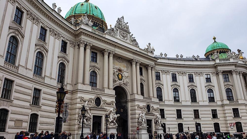 Hofburg Vienna Austria