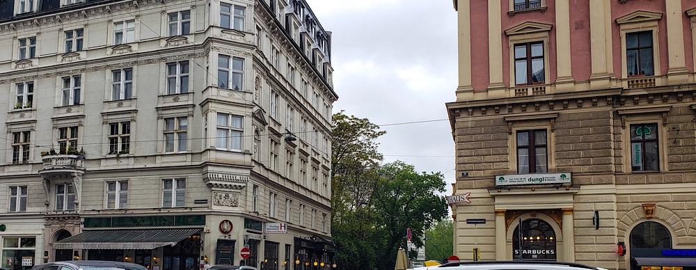 Starbucks Leopold Vienna Austria