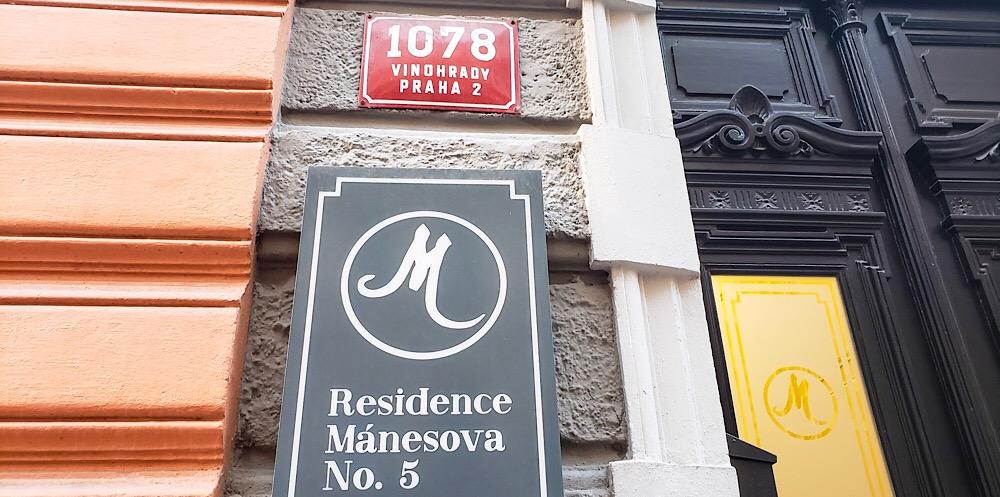 Mánesova 5 Prague, Czech Republic