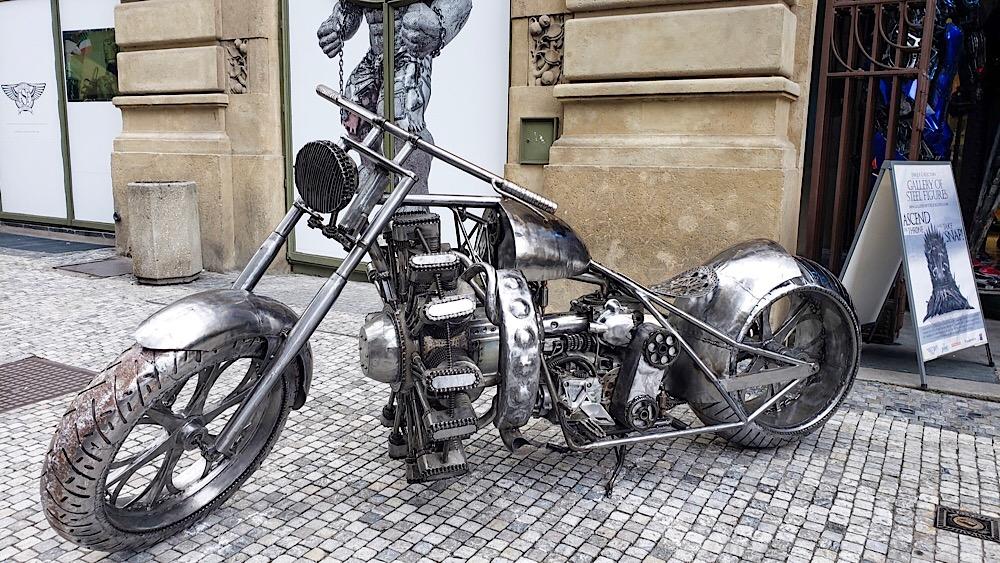 Gallery of Steel Prague Czech Republic