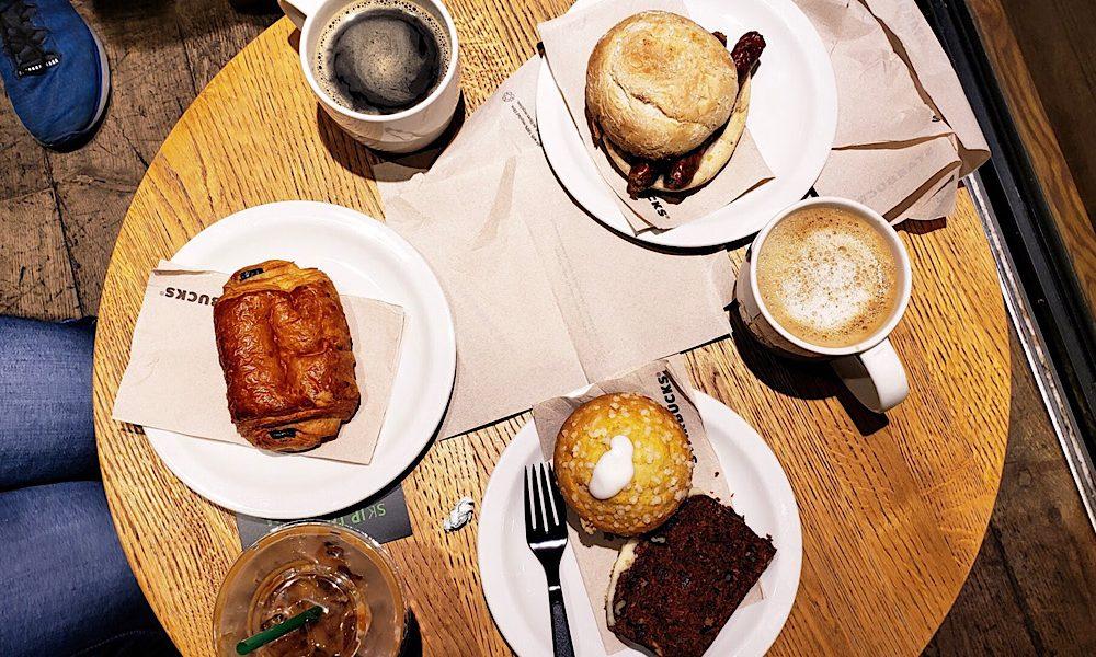 Starbucks London UK