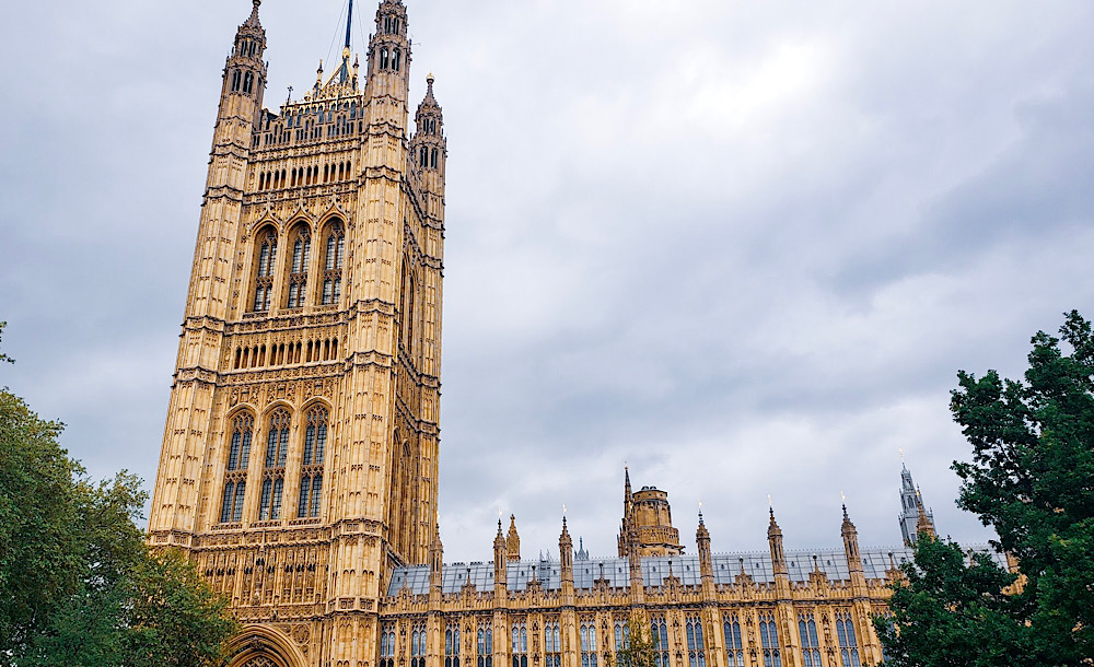 Houses of Parliment UK