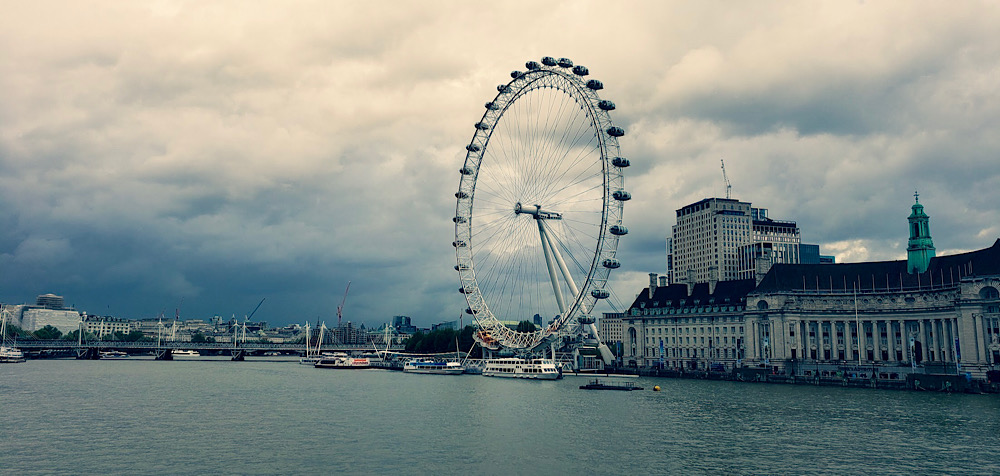 London Eye London UK