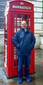 Red Phone Booth London UK