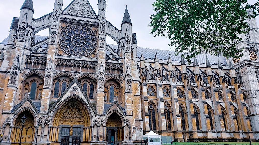 Westminster Abbe London UK