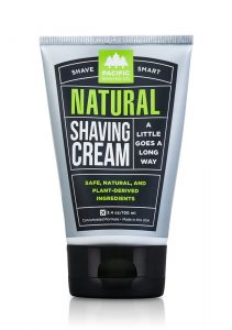 Pacific Shaving Cream Front