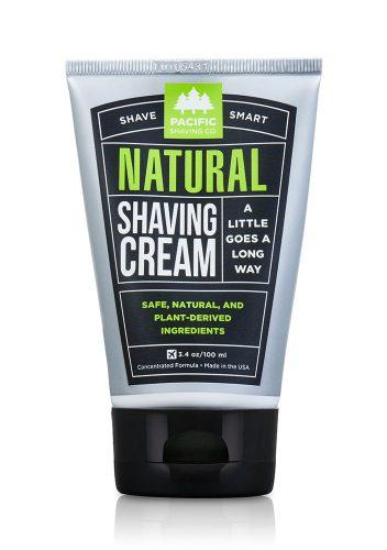 Pacific Shaving Cream Front