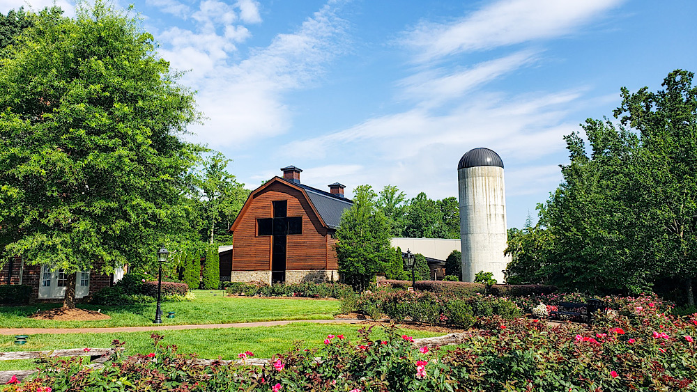 Charlotte NC The Billy Graham Library